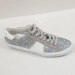 Sam Edelman Baylee Glitter Sneaker